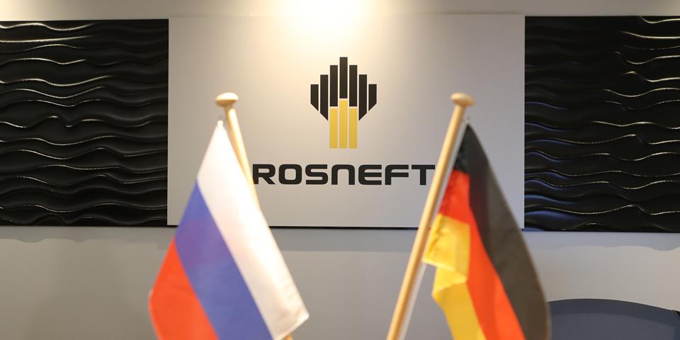 Rosneft Deutschland Opening – Rosneft Deutschland