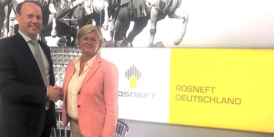Rosneft deutsche Luftfahrtinitiative Entwicklung nachhaltiger Flugkraftstoffe